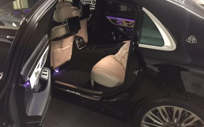 MAYBACH-BACKSEATS