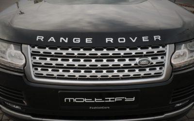 range rover prague