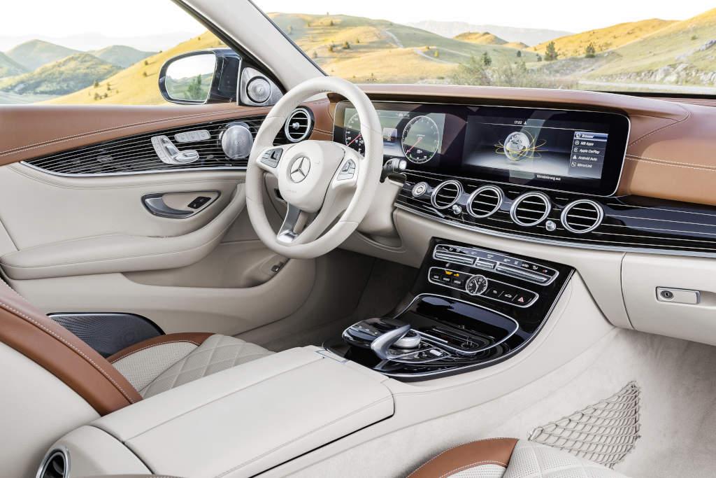 Mercedes-Benz-E-Klasse-Limousine