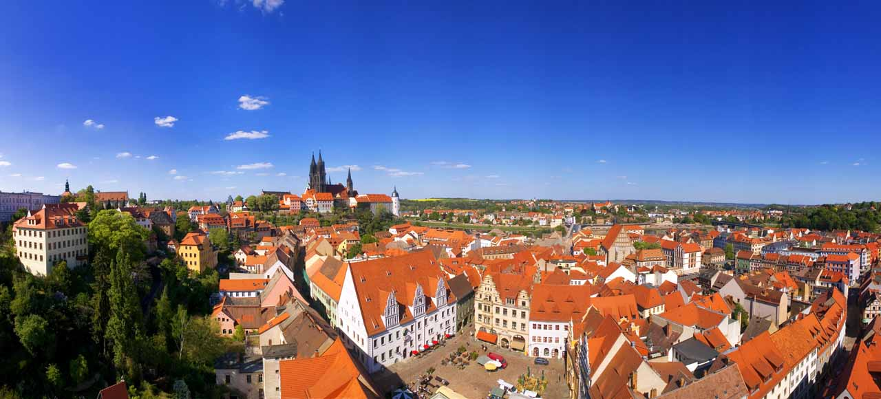 how to get to meissen from prague