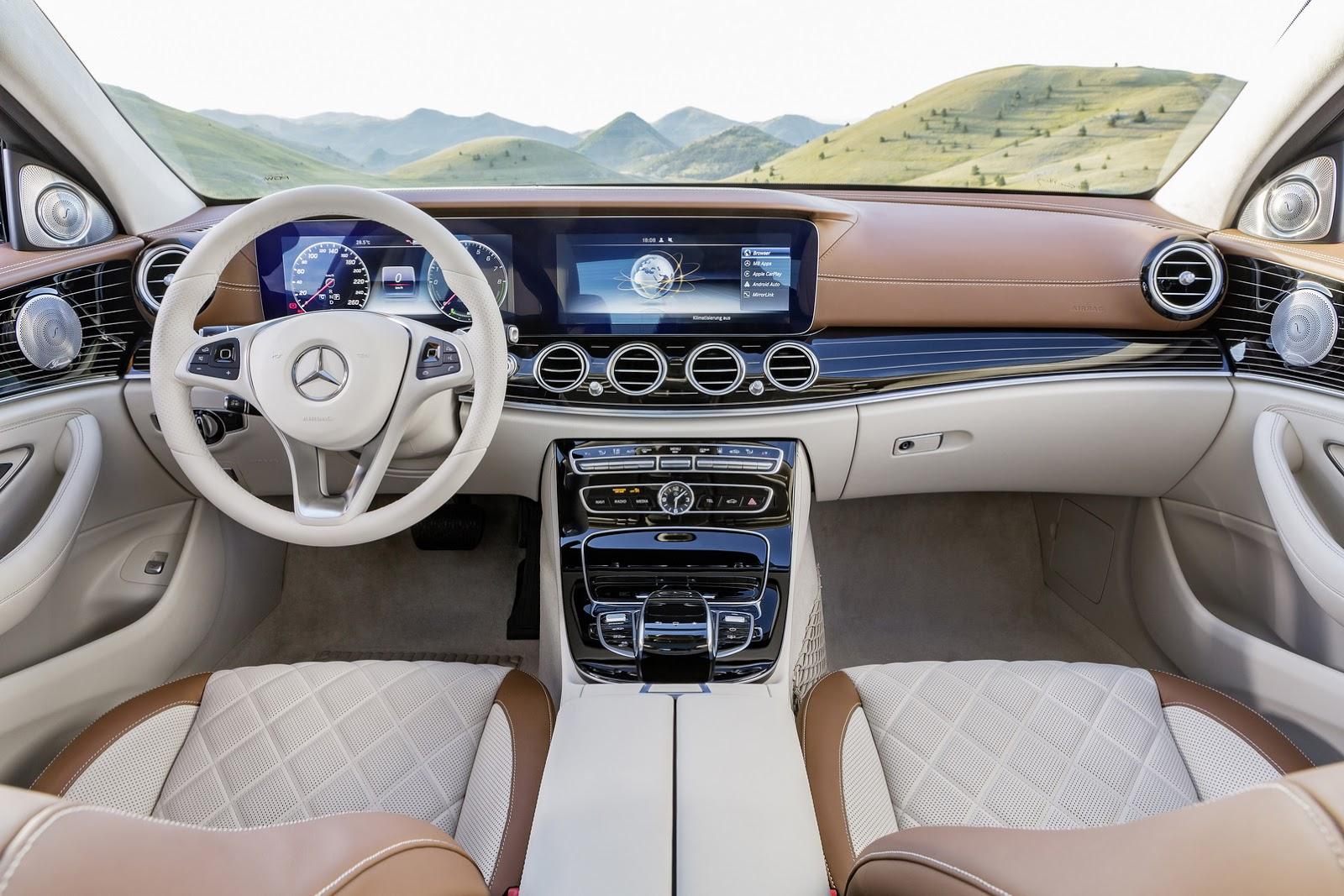 2016-Mercedes-E-Class-E-350-e-interior-dashboard