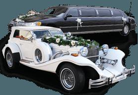 wedding car prague