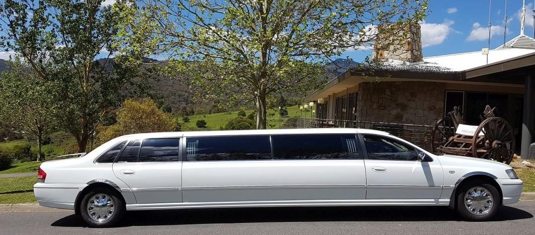 Pronájem limuzíny půjčovna limuzíny Vysočina a Jihlava